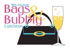 Bags & Bubbly 8th Annual logo